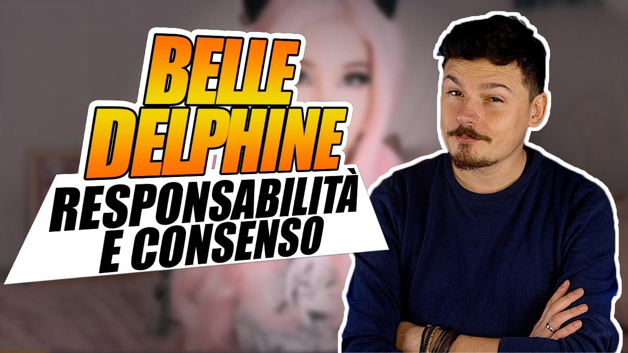 """Belle Delphine e le responsabilità degli influencers """"per adulti"""""""