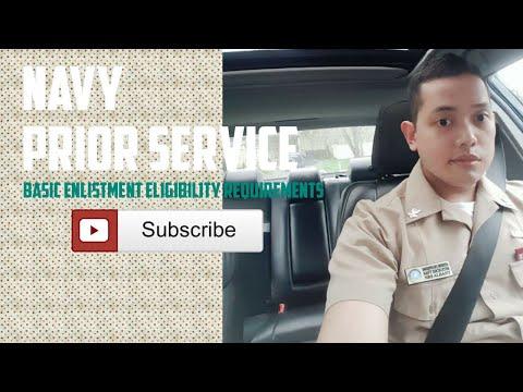 PRIOR SERVICE (NAVY RESERVE)