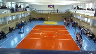 Чемпіонат України з волейболу за 5 жовтня, серед жіночих команд Педуніверситет-ШВСМ та Білозгар