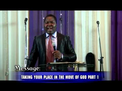 TAKING YOUR PLACE IN THE MOVE OF GOD 1 - Pastor Wale Olasoji