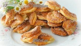 Простое печенье из творога  Рецепт печенье