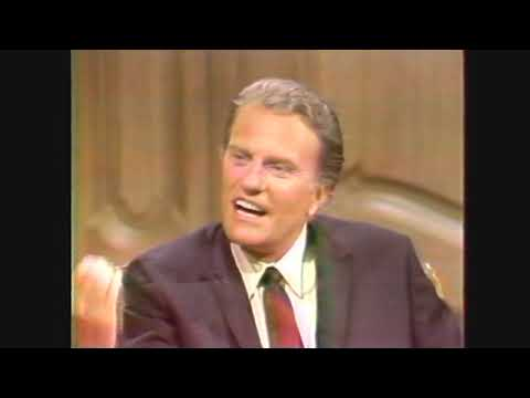 """Billy Graham TV Appearance Montage"" -- TRUTH TO GO with Franklin Graham"