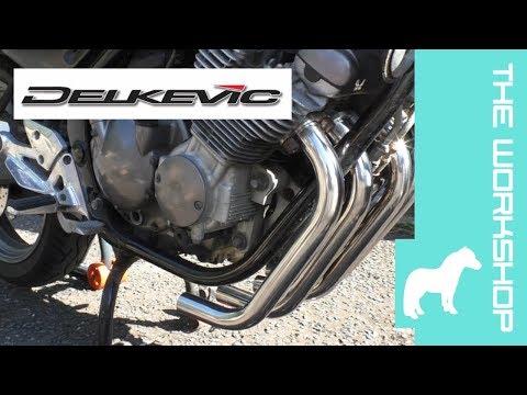 Exhaust fitting - XJ600N (CV)
