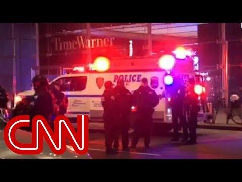 CNN's NY offices evacuated over bomb threat