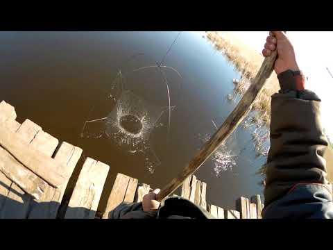 Рыбалка ПАУКОМ-ПОДЬЕМНИКОМ!!!Лучшие моменты