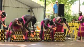 Bougainville Bamboo Band  Canberra Multicultural F