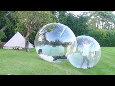DOUBLE BUBBLE BALL FIGHT