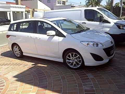 2015 Mazda 5 2 0 Active Auto 7 Seater With 10 000km And Bal Of