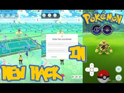 New Fake Gps Hack Found In Pokemon Go For Android 4 4 And 5 0