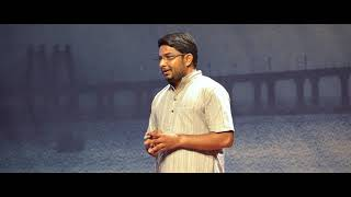 Overcoming the stigma of HIV  | Mahesh Jadhav | TEDxBandra