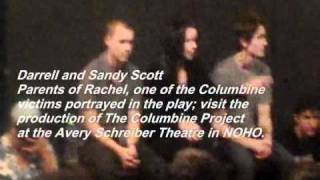 The Columbine Project  Avery Schreiber  Theatre NOHO Arts District