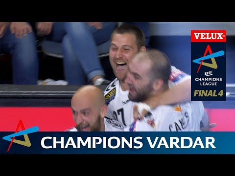 Give the ball to Ivan Cupic – Vardar climb the throne against PSG  | VELUX EHF FINAL4