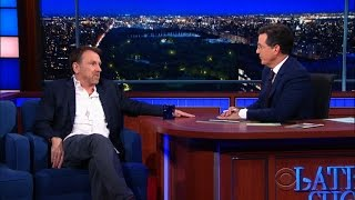 Colin Quinn Misses The New York That Had Pimps Not Citibikes
