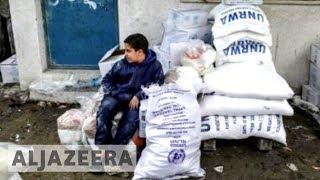 Palestinians 🇵🇸 criticise US funding cuts to UNRWA thumbnail