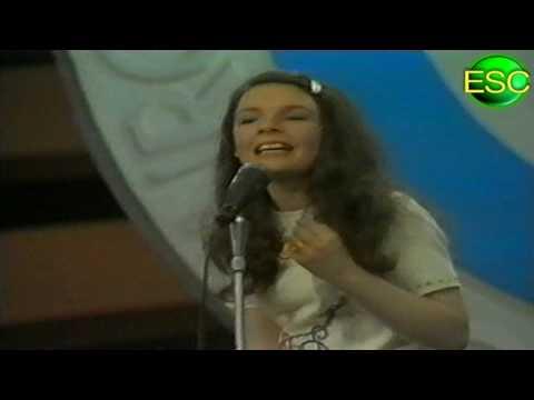 ESC 1970 Winner Reprise - Ireland - Dana - All Kinds Of Everything