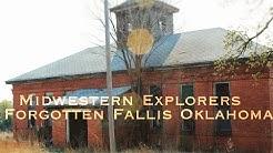 ABANDONED Fallis OK - FORGOTTEN TOWN (urbex)