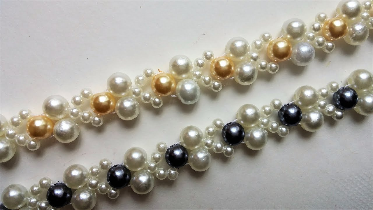 learn how to bead-beading basic instructions on how to make beaded ...