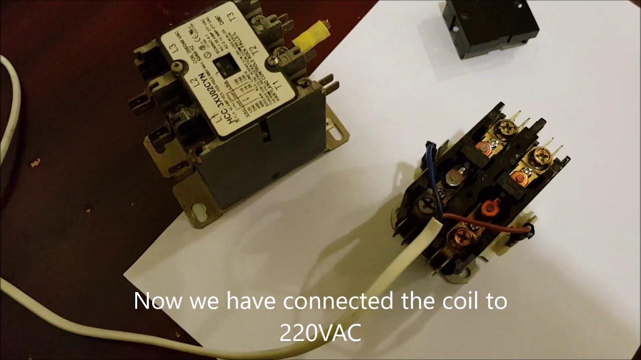 U202b U0643 U064a U0641  U064a U0639 U0645 U0644  U0627 U0644 U0645 U0631 U062d U0644   U0643 U0648 U0646 U062a U0627 U0643 U062a U0648 U0631 How The Contactor Works