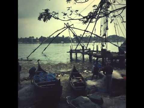 #FortKochi #Kerala #India harbor life
