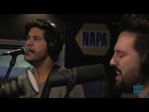 "Dan + Shay Perform ""Keeping Score"" Live on the Bobby Bones Show"