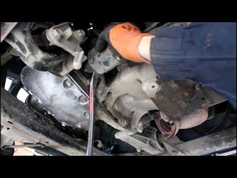 Замена сцепления 2часть Chevrolet Cruze 1,8 Шевроле Круз 2011 года