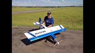 Gambar cover RCGF 32cc on Blue & White Drastik flown by Chris Paulsen (1080HD)