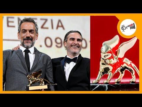 Joker wins Golden Lion Venezia 2019 full speech