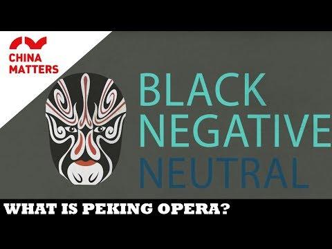 What Is Peking Opera? - YouTube