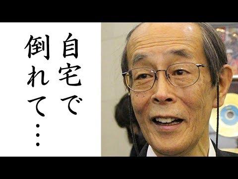 志賀廣太郎の降板で発覚!緊急入院で耳を疑う脳梗塞のような病状だったと判明し一同驚愕!