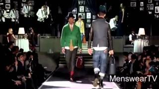 Dsquared2 Menswear AW13 2014 Runway Show Autumn Winter Thumbnail