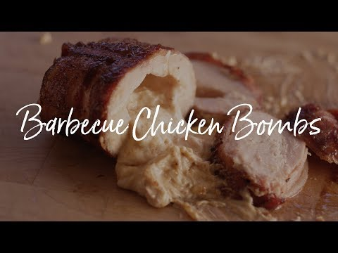 Barbecue Chicken Bombs