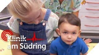 """""""Mama weint in der Nacht"""": Emily (10) will Baby Tony großziehen   Klinik am Südring   SAT.1 TV"""