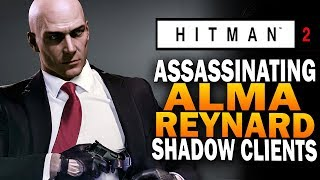 The Worlds Least Sneaky Assassin - Hitman 2 #1 [PC Gameplay]
