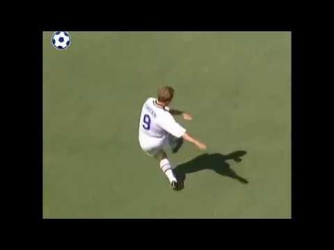Roger Ljung Goal - World Cup 1994 - Group B | Cameroon - Sweden 2:2 | 8'