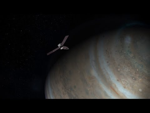 Mission Juno - Great documentary on Jupiter and NASA's Juno