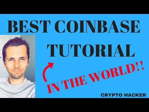 How to Use Coinbase - Best Coinbase Tutorial In The World! By: Crypto Hacker