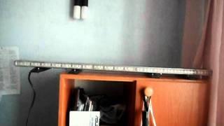 Светодиодная Балка Мрия-1(Световая балка для автомобилей спецслужб Световая балка МРИЯ-1 предназначена для установ..., 2012-02-07T08:11:55.000Z)