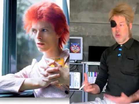 Open University: Bowie