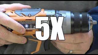 RIDGID GEN5X Next Generation Tool Kit R9652 - Unboxing and Giveaway