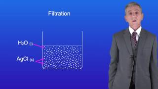 GCSE Science Chemistry (9-1) Filtration and Crystallisation