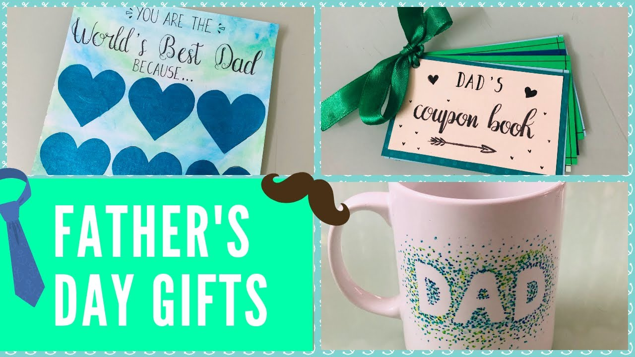 Last-Minute DIY Father's Day Gifts!!!!!