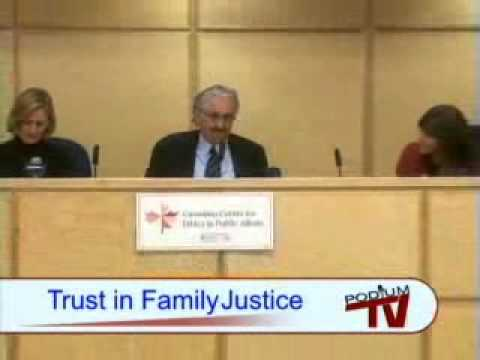 CCEPA: Trust in Family Justice