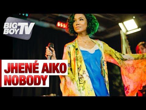Jhené Aiko Performs 'Nobody' | Big Boy's Backstage w/ Jhené Aiko