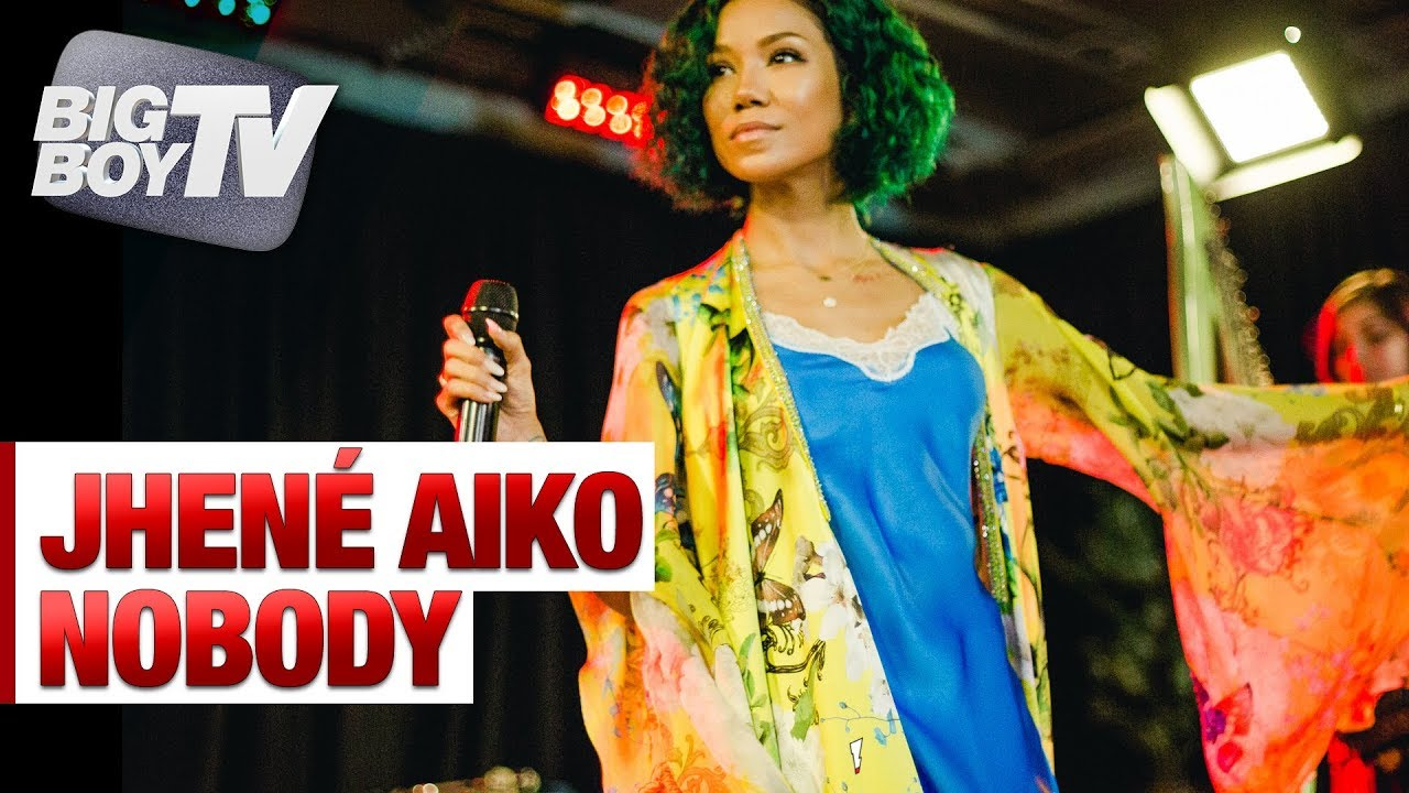Download Jhené Aiko Performs 'Nobody' | Big Boy's Backstage w/ Jhené Aiko