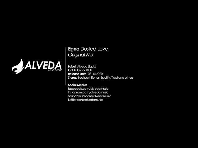 Egno - Dusted Love (Original Mix) [Trance]