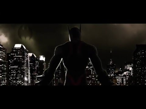 Batman Beyond Animated Film- AGENT BAT: BEYOND Teaser Trailer (2016)