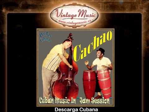 Cachao -- Descarga Cubana
