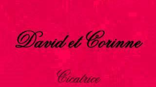 David et Corinne-Cicatrice