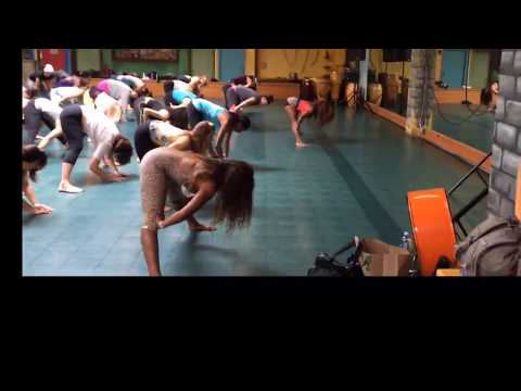 TEASER : SAMBA DANCE MASTER CLASS by EGILI OLIVEIRA LIVE from BERKELEY