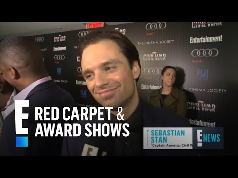 """Does Sebastian Stan Want a """"Gossip Girl"""" Reunion? 